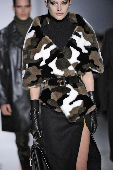 Ready to wear fall winter 2013 Michael Kors New York February 2013